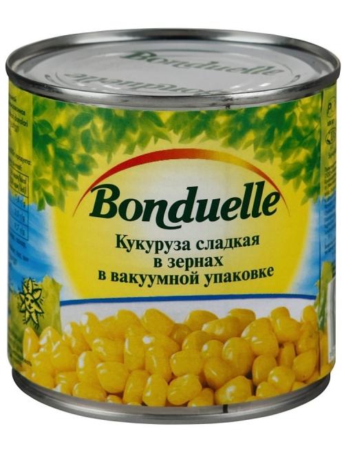 """Кукуруза """"Бондюэль"""" 212гр  1/12шт"""
